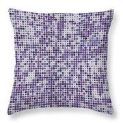 Pattern 63 Throw Pillow