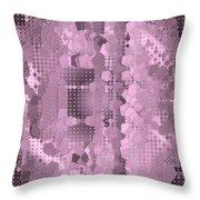 Pattern 65 Throw Pillow