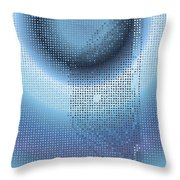 Pattern 80 Throw Pillow