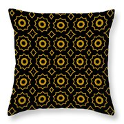 Pattern 84 Version 2 Throw Pillow