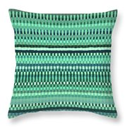 Pattern 87 Throw Pillow
