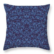 Pattern 90 Throw Pillow