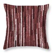 Pattern 92 Throw Pillow