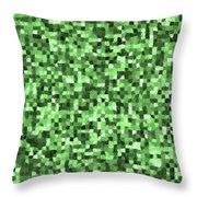 Pattern 93 Throw Pillow