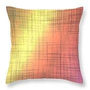 Pattern 98 Throw Pillow