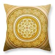Pattern Art 001 Throw Pillow