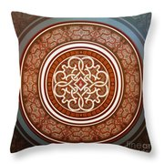 Pattern Art 0012 Throw Pillow