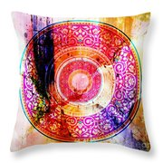 Pattern Art 004 Throw Pillow