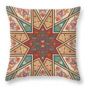 Pattern Art 005 Throw Pillow