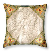 Pattern Art 030 Throw Pillow