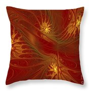 Pattern Of Elegance Throw Pillow