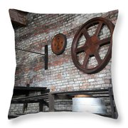 Pattern Shop Throw Pillow