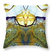 Patterns In Stone - 157 Throw Pillow