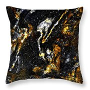 Patterns In Stone - 189 Throw Pillow