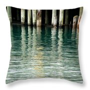 Patterns Of Abstraction Throw Pillow