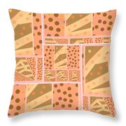 Patterns Of Finding Solace 200 Throw Pillow