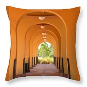 Patterns Throw Pillow