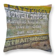 Patterson Throw Pillow