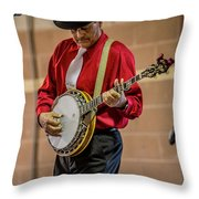 Paul Fincham Dark Hollow 5958v Throw Pillow