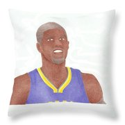 Paul George Throw Pillow