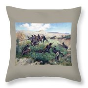 Paul Joseph Jamin Throw Pillow