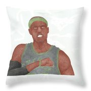 Paul Pierce  Throw Pillow
