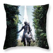Paul Revere Throw Pillow