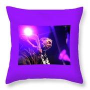 Paul Van Dyk Throw Pillow
