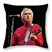 Paul Weller - 001 Throw Pillow