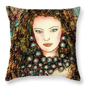 Paula Throw Pillow