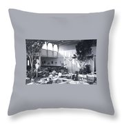 Pavilion Restaurant At Stix, Baer And Fuller  Throw Pillow