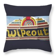 Pavilion Wipeout Throw Pillow