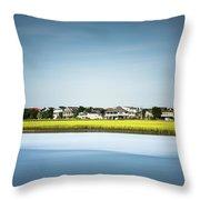 Pawleys Island Marsh Throw Pillow