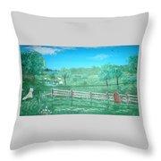 Paynter Farm Throw Pillow