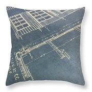 Pbp7 Throw Pillow
