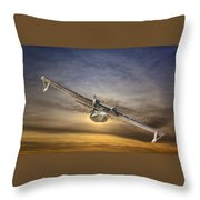 Pby Catalina Soars Throw Pillow