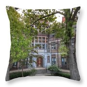 Peabody Home Throw Pillow