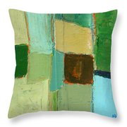 Peace 2 Throw Pillow
