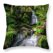 Peace And Tranquility Too Throw Pillow