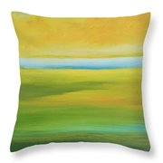 Peace Day Throw Pillow