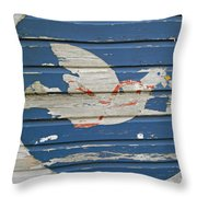 Peace In All Places Throw Pillow