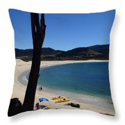 Peace Of Mind Throw Pillow