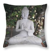 Peace To All Throw Pillow