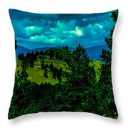 Peaceful Perspective  Throw Pillow