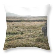 Peaceful Rest Throw Pillow