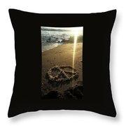 Peaceful Sunrise  Throw Pillow