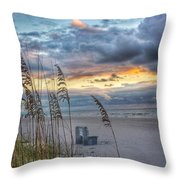 Peaceful Thoughts  Throw Pillow