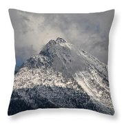 Peak Throw Pillow