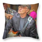 Peanut Montgomery Throw Pillow