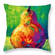 Pear II Throw Pillow